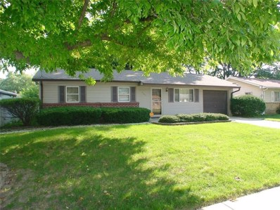 7843 E 33RD Street E, Indianapolis, IN 46226 - MLS#: 21596642