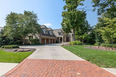15606 Hidden Oaks Court, Carmel, IN 46033 - #: 21596655