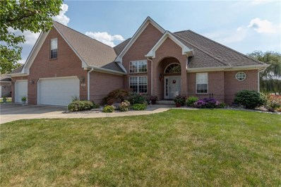 4965 W Cedar Creek Drive, New Palestine, IN 46163 - MLS#: 21596688