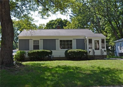 1911 E 64th Street, Indianapolis, IN 46220 - #: 21596691
