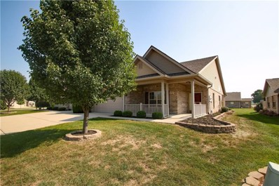 1657 Magnolia Drive, Greenwood, IN 46143 - #: 21596693