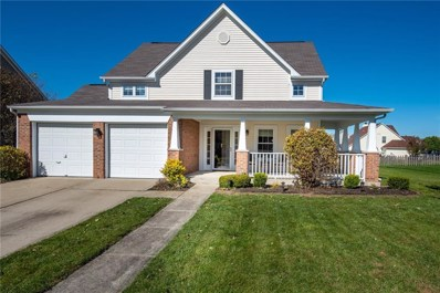 11118 Cowan Lake Court, Indianapolis, IN 46235 - #: 21596713