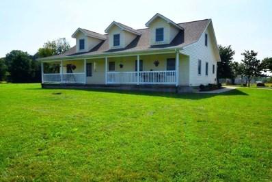 7055 W Fall Creek Drive, Pendleton, IN 46064 - #: 21596726