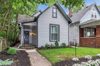 1815 Fletcher Avenue, Indianapolis, IN 46203 - #: 21596741