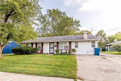8543 Montery Road, Indianapolis, IN 46226 - #: 21596788