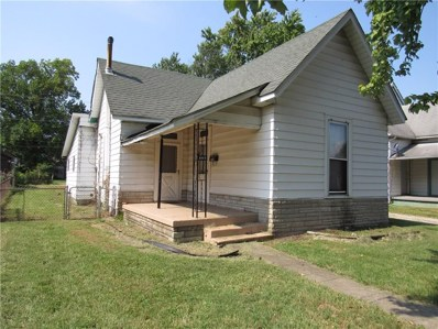 728 Cottage Ave, Columbus, IN 47201 - MLS#: 21596789