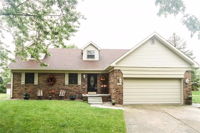 4934 Dancer Drive, Indianapolis, IN 46237 - #: 21596821