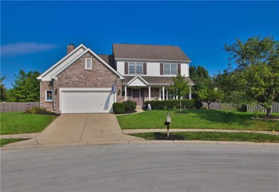 391 Shades Court, Carmel, IN 46032 - #: 21596892