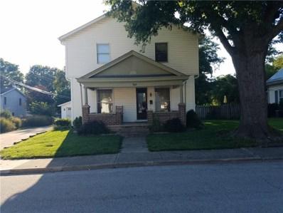 360 N Ohio Street, Martinsville, IN 46151 - MLS#: 21596919