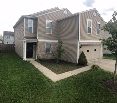 8463 Ash Grove Drive, Camby, IN 46113 - #: 21596926