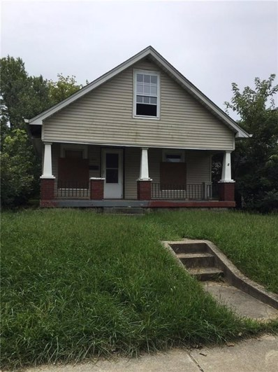 1609 Cruft Street, Indianapolis, IN 46203 - #: 21596948