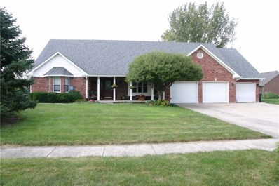 412 N Liberty Lane, Greenfield, IN 46140 - #: 21596983