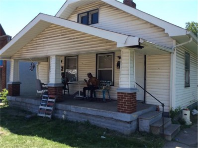 3705 E 10th Street, Indianapolis, IN 46201 - MLS#: 21596992