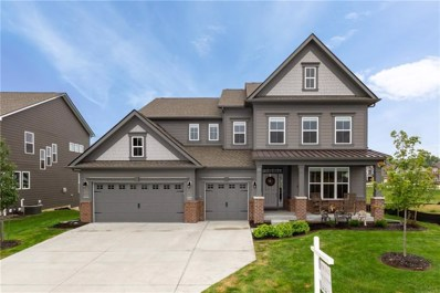 6093 Harvest Moon Lane, Brownsburg, IN 46112 - MLS#: 21597011