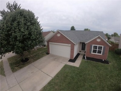 6341 E Old Otto Court S, Camby, IN 46113 - MLS#: 21597042