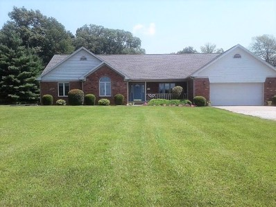 5612 S Columbus Road, Shelbyville, IN 46176 - MLS#: 21597052