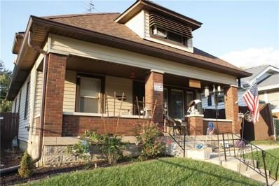 828 E Minnesota Street, Indianapolis, IN 46203 - #: 21597074