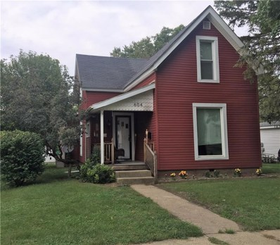 604 E Jefferson Street, Crawfordsville, IN 47933 - MLS#: 21597091