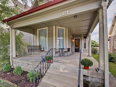 706 Noble Street, Indianapolis, IN 46203 - #: 21597108