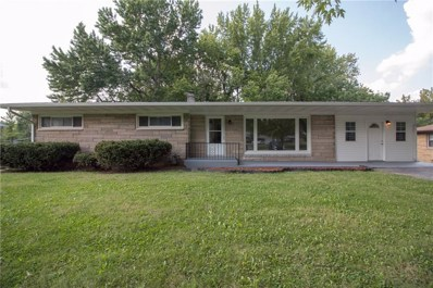 1840 E Rosedale Drive, Indianapolis, IN 46227 - #: 21597235