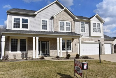 8009 Meadow Bend Lane, Indianapolis, IN 46259 - #: 21597310