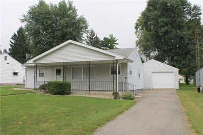 1703 Eastwood Drive, Crawfordsville, IN 47933 - #: 21597329