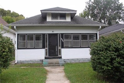 1335 W 34TH Street, Indianapolis, IN 46208 - #: 21597349
