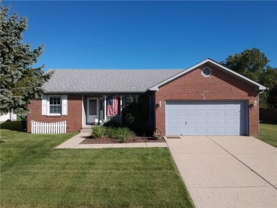 232 Bear Story Court, Greenfield, IN 46140 - #: 21597476