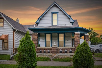 234 S State Avenue, Indianapolis, IN 46201 - MLS#: 21597493