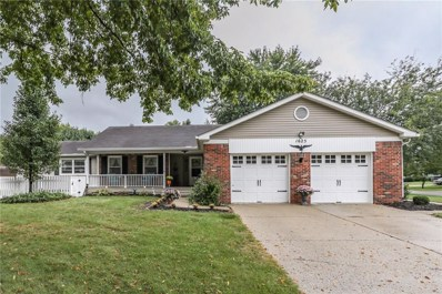1625 Michele Court, Greenwood, IN 46142 - MLS#: 21597594