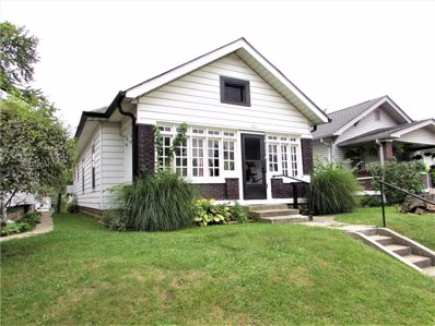 1211 E Southern Avenue, Indianapolis, IN 46203 - MLS#: 21597639