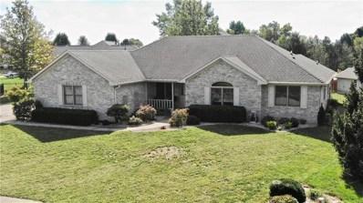 260 Keeneland Lane, Greenwood, IN 46142 - MLS#: 21597670