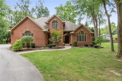 417 Spring Mill Lane, Indianapolis, IN 46260 - #: 21597747