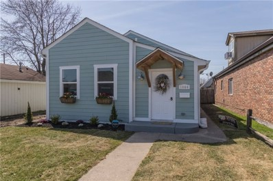 1866 Orleans Street, Indianapolis, IN 46203 - #: 21597783