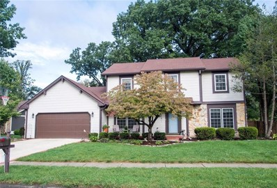8022 Tanager Lane, Indianapolis, IN 46256 - MLS#: 21597877
