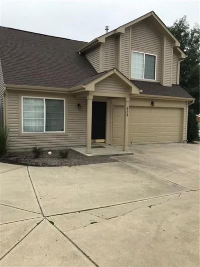 602 Pine Lake Drive, Greenwood, IN 46143 - #: 21597936