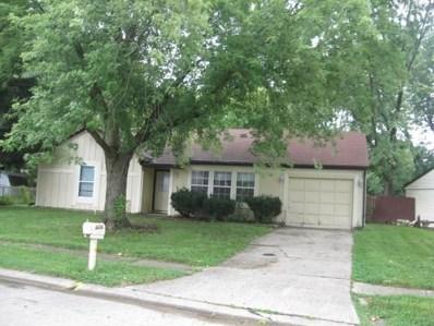 4439 Dabny Drive, Indianapolis, IN 46254 - #: 21597982