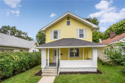 426 Harvard Place, Indianapolis, IN 46208 - #: 21597995
