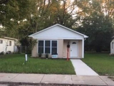 1341 Edgemont Avenue, Indianapolis, IN 46208 - #: 21598032