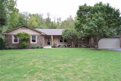 3967 S Creekside Drive, New Palestine, IN 46163 - #: 21598059