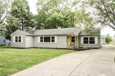 6552 Lockwood Lane, Indianapolis, IN 46217 - MLS#: 21598166