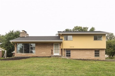 2928 E Dudley Avenue, Indianapolis, IN 46227 - MLS#: 21598172
