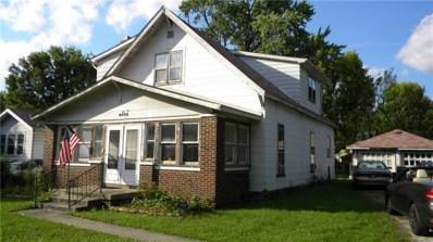 4930 Brookville Road SE, Indianapolis, IN 46201 - #: 21598207