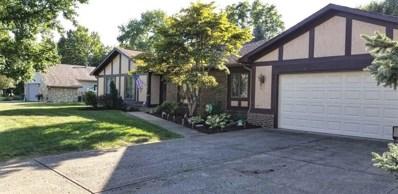 871 Granada Drive, Greenwood, IN 46143 - MLS#: 21598214