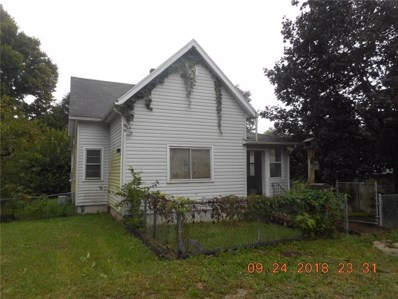 612 S Brittain Avenue, Muncie, IN 47303 - #: 21598221