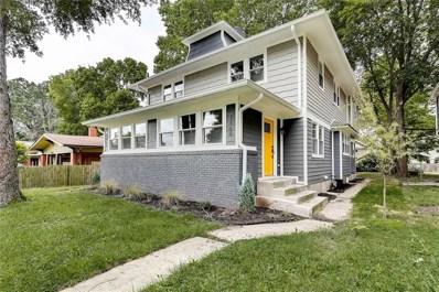4464 Carrollton Avenue, Indianapolis, IN 46205 - #: 21598235