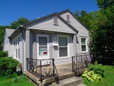 3702 Hillside Avenue, Indianapolis, IN 46218 - #: 21598247