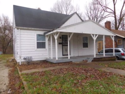 3448 Hillside Avenue, Indianapolis, IN 46218 - #: 21598269