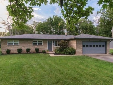 7504 Honnen Drive N, Indianapolis, IN 46256 - #: 21598347