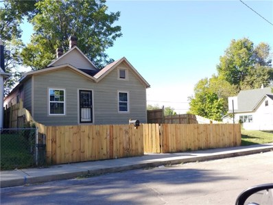 1273 Eugene Street, Indianapolis, IN 46208 - #: 21598348